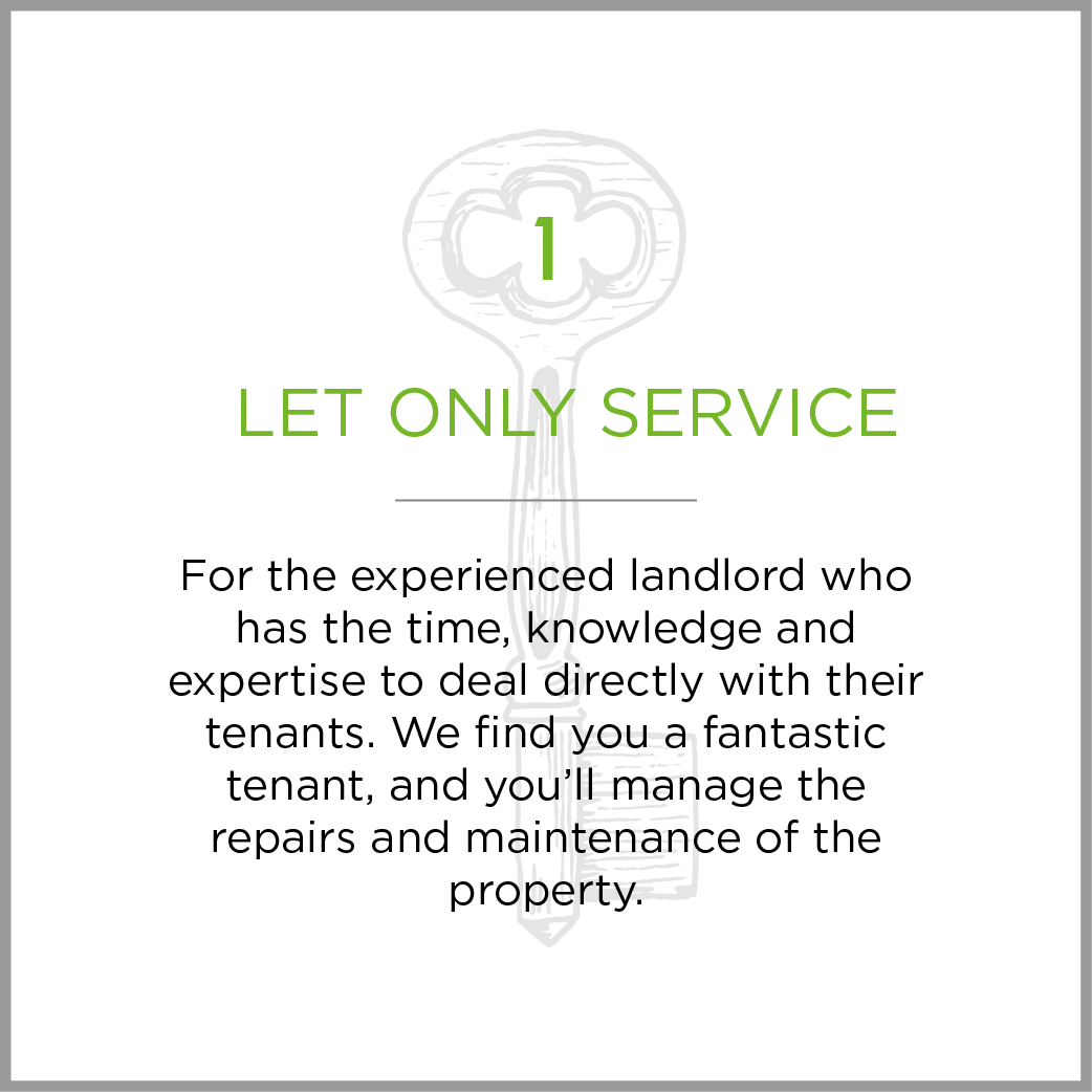 Let Only Service - Letting Agent Bath